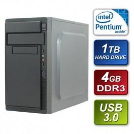 Intel Pentium G3260 Dual Core 3.30Ghz 4GB RAM 1TB Hard Drive DVDRW
