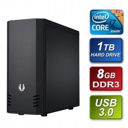 Intel i7-4790 Quad Core 3.6GHz 8GB RAM 1TB Hard Drive DVDRW