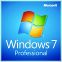 Microsoft Windows 7 Professional 32bit English OEI DVD Operating Software