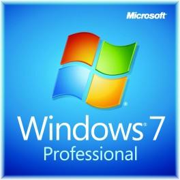 Microsoft Windows 7 Professional 32bit English OEI DVD Operating Software
